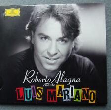 CD ROBERTO ALAGNA CHANTE LUIS MARIANO