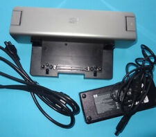 HP Compaq 8510w Docking Station 8510p 8510w Port hp8510w hp8510p + AC Adapter