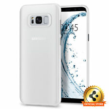 Spigen Galaxy S8 Case Air Skin Soft Clear