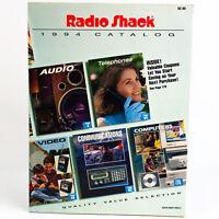 Vintage Radio Shack 1994 Catalog - 386SX & 486SX PCs & More 194 Pages