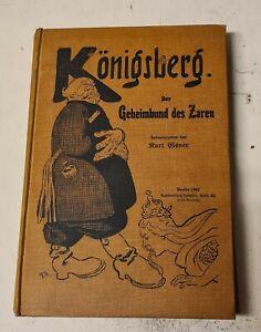 Königsberg - Der Geheimbund des Zaren