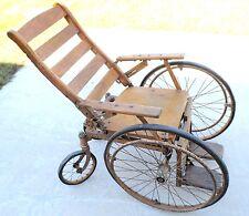 Vintage Wheelchair Prairie Farmer Station WLS 1937 Christmas Giveaway (Rare)