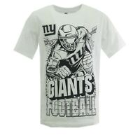 New York Giants Official NFL Team Apparel Kids Youth Size T-Shirt New No Tags
