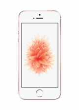 New Apple iPhone SE 16GB Rose Gold Unlocked CDMA + GSM Any Carrier World Wide!