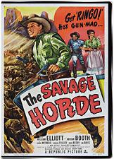 The Savage Horde 1950 DVD - William Elliot, Adrian Booth, Jim Davis