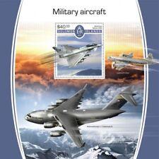 SOLOMON ISLANDS Military planes s/s S201802