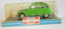 OLD NOREV JET CAR MADE IN FRANCE 1985 CITROEN 2CV 1974/1981 VERTE 1/43 REF 720ND