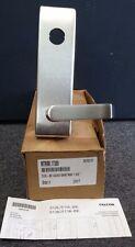 """Falcon 510L-BE US26D Dane RHR 1-3/4"""" Lever Trim Satin Chrome for Exit Devices"""
