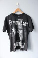 michael jackson the immortal tour shirt fits like a size small