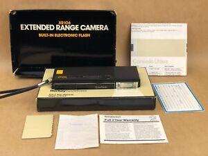 Berkey Keystone XR106 Pocket Everflash 110 film Camera w/ Box