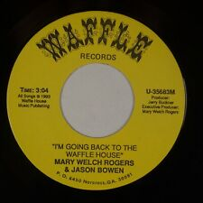 Mary Welch Rogers: I'm Going Back to Waffle House Us Novelty Modern Soul 45