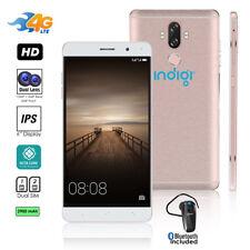 Indigi Unlocked 4G LTE 6-inch Android 7.0 OctaCore SmartPhone + Fingerprinter