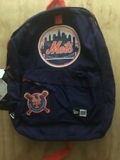 NEW ERA HERITAGE PATCH BACKPACK NEW YORK METS DARK BLUE