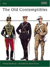 The Old Contemptibles No. 24 by Michael Barthorp (1989, Paperback)