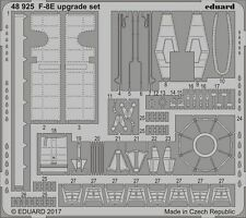 Eduard PE 48925 1/48 Vought F-8E Crusader mejorar el conjunto Eduard HASEGAWA