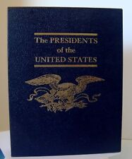 The Presidents of The United States by John & Alice Durant 1977 in 2 Vols w/Case