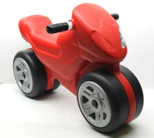 Step2 Kids Red Motorcycle Easy Balance Toddler Ride On Toy Bike Training Push