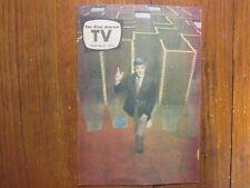 Dec. 21-1974 Flint Michigan Journal TV Magaz(NICK CLOONEY/KENT McCORD/TED LANGE)
