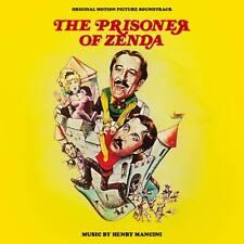 PRISONER OF ZENDA Henry Mancini CD Soundtrack SCORE Ltd Ed PETER SELLERS New!
