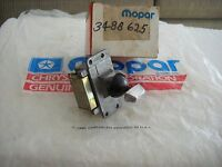 NOS MOPAR 1972-73 PLYMOUTH-DODGE VARIABLE SPEED WIND SHIELD WIPER SWITCH