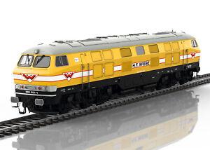 "Märklin 55326 Spur 1 Diesellok 320 001-1 ""Wiebe"" digital mfx/DCC Sound #NEU#"