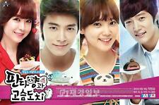 KOREAN DRAMA PANDA AND HEDGEHOG Excellent ENGLISH SUBS