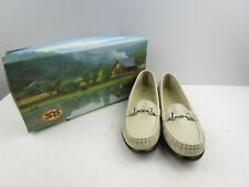 Ladies SAS Metro-P Bone Beige  Comfort Shoes Size :5.5 M