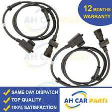 2X ABS Sensor FOR Jeep Grand Cherokee WJ WG 1999-2004 SUV Front RIGHT & LEFT