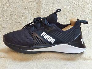 Puma Hybrid mens trainers Black/White UK 8 EUR 42 US 9