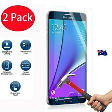 2X Tempered Glass Film Screen Protector for Samsung Galaxy Note 3 Note 4 |Note 5
