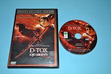 D TOX OJO ASESINO  SILVESTER STALLONE    DVD PELICULA COMPLETA  FILM DVD