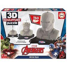 Iron Man 3D Puzzles