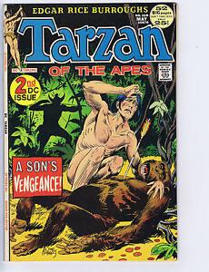 Tarzan #208 DC 1972