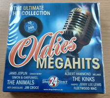 The Ultimate Hit Collection Oldies Megahits  (10CDs)