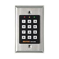 Sicherheits Digital Codeschloss, IP 44, 12-24 V, Sabotagekontakt