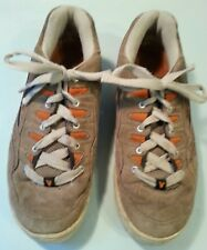 MENS 13D VANS SUEDE SKATE BOARDING SHOES GOOD USED CONDITION