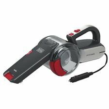 Handheld Wet Dry 12V Compact Vacuum Cleaner Car Auto Vac Pivoting Nose Portable