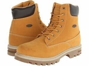 Lugz Empire Hi WR Slip Resistant Waterproof Boots   Golden Wheat   Size 12