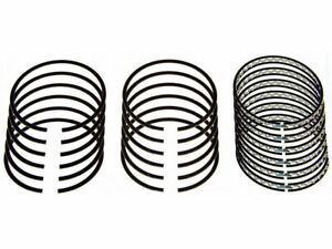 For 1966 GMC 1500 Piston Ring Set Sealed Power 69661WH 4.1L 6 Cyl