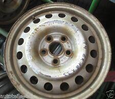 VW T4 6x16 H2 ET53 5x112 KBA43738 2160907 VW Bus Felge Stahlfelge - EF905