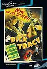 Dick Tracy Detective (Lyle Latell) - Region Free DVD - Sealed
