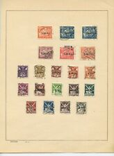 CZECHOSLOVAKIA Older Stamps Collection