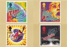 GB POSTCARDS PHQ CARDS MINT 1995 SCIENCE FICTION PACK 171 10% OFF ANY 5+