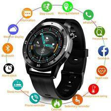 HD Smart Watch PPG Blood Pressure Oxygen Heart Rate Waterproof Sport Bracelet