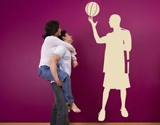 Basketball Player - highest quality wall decal stickers