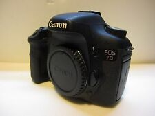 Canon EOS 7D 18.0MP Digital SLR Camera - Black,,((Body Only,,