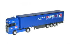 Scania R TL plan de Rideau - trailer Reinert voie TT 1:120 herpa 066143 Modèle