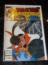 STRANGE TALES Featuring Cloak & Dagger & Dr Strange - Vol 1 No 9 - Date 12/1987
