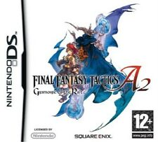 Final Fantasy Tactics A2: Grimoire of the Rift NDS 2DS Nintendo DS Video Game