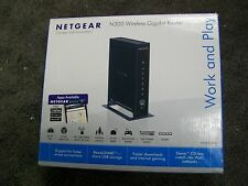 NETGEAR WNR3500L WIRELESS 4-PORT GIGABIT N ROUTER